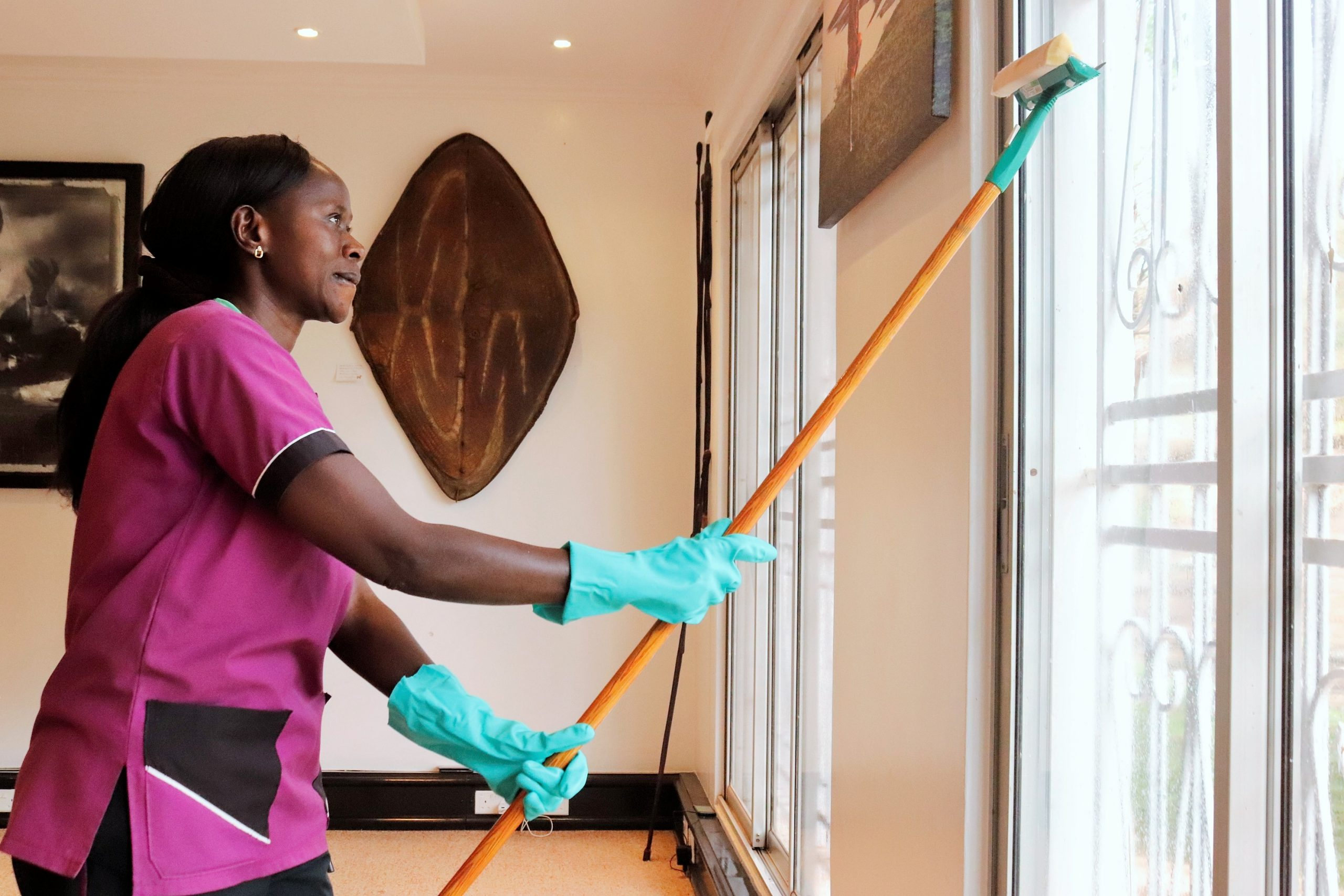 cleaning services in Kenya